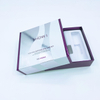 Laser spray aluminum paper cosmetic box